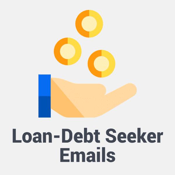 loan seeker emails